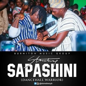 Stonebwoy - Sapashini (Dancehall Warrior)